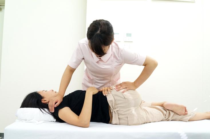 股関節を調整するストレッチ方法