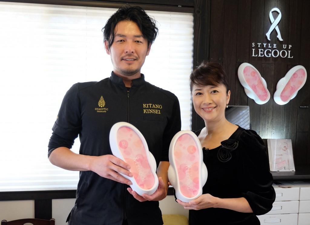 【TV】西日本放送(RNC) 「ルック」出演